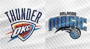 خلاصه بسکتبال اوکلاهاما - اورلاندو مجیک