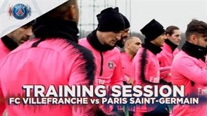 تمرین امروز پاریسیها (17-11-97)