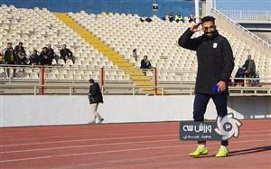 احمد موسوی: عجیب ترین روز عمر فوتبالی من بود