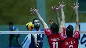 حواشی هفته بیست و یکم لیگ برتر والیبال ایران