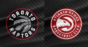 خلاصه بسکتبال آتلانتا هاوکس - تورنتو رپترز