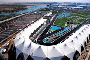 نگاهی به پیست فرمول یک ورزشگاه ابوظبی