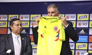 اخبار کوتاه؛ دستمزد سه میلیون دلاری کیروش در کلمبیا