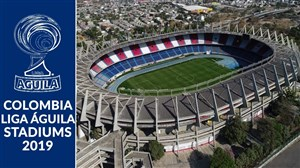 آشنایی با استادیوم های لیگ کشور کلمبیا