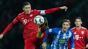 5 بازیکن برتر جام حذفی آلمان در یک هشتم نهایی