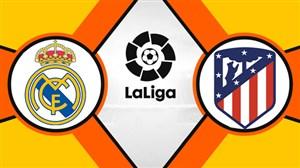 خلاصه بازی اتلتیکومادرید 1 - رئال مادرید 3