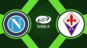 خلاصه بازی فیورنتینا 0 - ناپولی 0