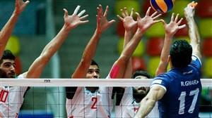 خلاصه والیبال شهرداری گنبد 1 - شهرداری ورامین 3
