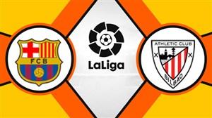 خلاصهبازی بیلبائو 0 - بارسلونا 0