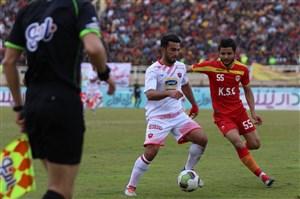 مرور بازیهای روز گذشته لیگ برتر فوتبال ایران