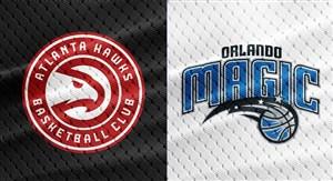 خلاصه بسکتبال اورلاندو مجیک - آتلانتا هاوکس