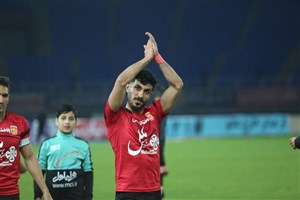برزای: به گلمحمدی گفتم سرافرازت میکنیم