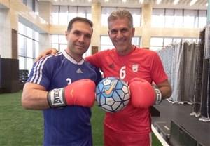 مستند زندگی ورزشی حسین اوجاقی و بررسی وضعیت ووشو کشور