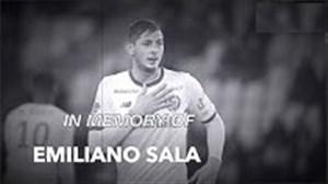 به یاد امیلیانو سالا; فوتبالیست قربانی سقوط هواپیما
