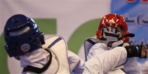 صعود تکواندوکاران با امتیازات المپیکی از کیش