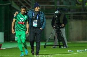 منصوریان: کامبک ذوب آهن جزو زیبایی های فوتبال بود