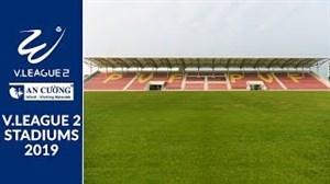 استادیوم های لیگ2 ویتنام