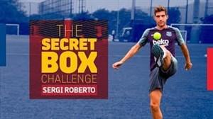 چالش روپایی با توپهای مختلف با سرجی روبرتو