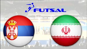 خلاصهفوتسال دوستانه ایران 4 - صربستان 3