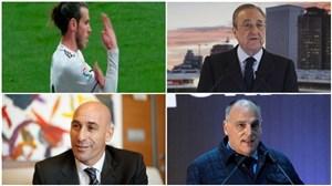 تعجب رئال مادرید از شکایت لالیگا از گرت بیل