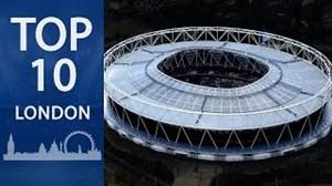 10 استادیوم بزرگ شهر لندن