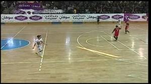 خلاصه بازی سوهان محمد سیما قم 3 - مس سونگون 4
