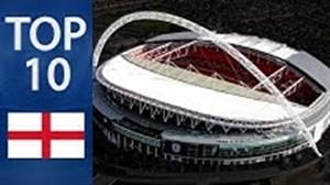 بزرگترین استادیوم های کشور انگلیس