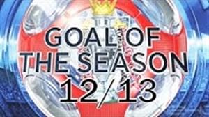 خاطره انگیز; گلهای برتر لیگ جزیره در فصل 13-2012