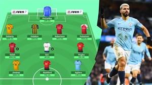 برترین بازیکنان هفته 26 لیگ جزیره از نگاه فوتبال فانتزی