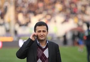 توضیحات محمودزاده درمورد وضعیت پاتوسی و قانون برای بازیکنان خارجی