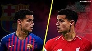 مقایسه عملکرد کوتینیو در لیورپول و بارسلونا