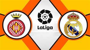 خلاصه بازی رئال مادرید 1 - خیرونا 2