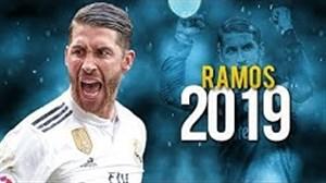برترین گلها و مهارتهای سرخیو راموس در رئال مادرید