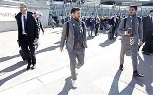 ترکیب اصلی بارسلونا برابر لیون اعلام شد