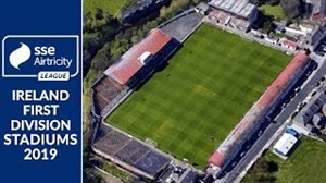 استادیوم های کشور ایرلند در سال 2019