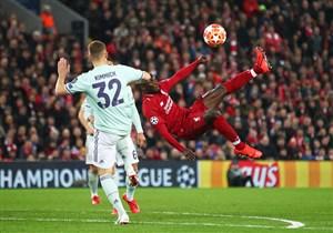 لیورپول 0-0 بایرن: بدون گل، بدون هیجان