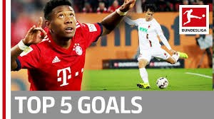 5 گل برتر هفته بیست و دوم بوندسلیگا 19-2018