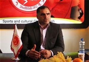 گلایه شدید مدیرعامل پدیده شهرخودرو از سازمان لیگ