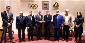 تفاهم نامه همکاری ورزشی میان ایران و کرواسی