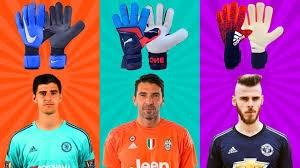 دستکش های 30 دروازه بان برتر اروپا