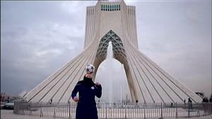 حرکات جذاب و تماشایی از بانوی فری استایلر ایرانی