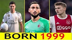 بازیکنان متولد سال 1999 میلادی