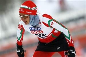 صعود 10 پلهای بانوی اسکیباز ایرانی در اتریش