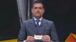 قرعه کشی مرحله یک هشتم نهایی لیگ اروپا 2019