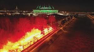 استقبال بی نظیر روس ها از سردار آزمون و یارانش