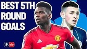 برترین ضد حمله های جام FA CUP