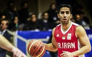 بمناسبت خداحافظی آرن داوودی; افتخار بسکتبال ایران