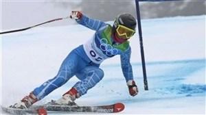 مرجان کلهر; اولین بانوی اسکی باز ایران در المپیک 2010