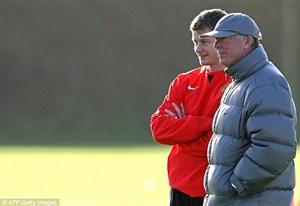 گفتگو با مربی یونایتد پیش از دیدار تیمش با لیورپول