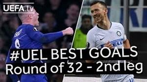 برترین گلهای بازیهای برگشت دور حذفی یورو لیگ